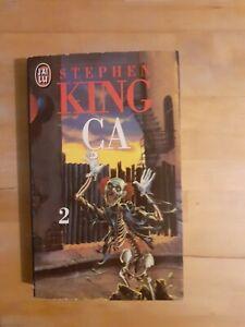 Ça. Tome 2 - Stephen King - J'ai Lu