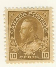 Canada Stamp Scott # 118 10-Cents Admiral Issue MH