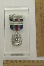 New listing 1971 Sharpshooter Class 1st - 50 Yd Aggregate - Wa State Rifle & Pistol - medal
