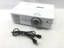 Optoma UHD50 True 4K Ultra High Definition DLP Home Theater Projector - White