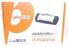 Plustek MobileOffice D600 Scanner Duplex Farbscanner Dokumentenscanner