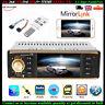 "4.1"" Car Radio FM SD AUX Stereo Bluetooth MP5 Player Headunit 1 Din Mirror Link"