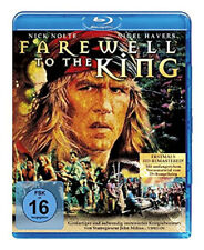 Farewell to the King NEW Cult Blu-Ray Disc John Milius Nick Nolte Nigel Havers