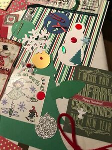 100 Pieces Christmas Arts & Craft Kits For Kids, Lots Of Fun! Surprise!
