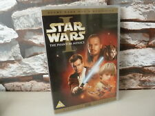 STAR WARS  : THE PHANTOM MENACE (DVD, 2-Disc Set)  - FAST/FREE POSTING.