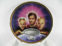 Star Trek: *The Ultimate Confrontation* Plate # 3773-A  W/CERT