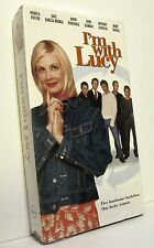 I'M WITH LUCY (VHS, 2003) Monica Potter Gael Garcia Bernal BRAND NEW SEALED