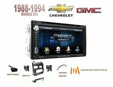 CHEVY GMC SUV/ Full Size Trucks 1988-1994 Car Stereo Kit BLUETOOTH TOUCHSCREEN