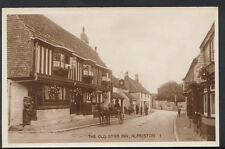 Sussex Postcard - The Old Star Inn, Alfriston  A8839