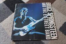 More details for bruce springsteen & e street band river tour 1980 programme tour concert book