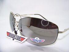 Aviator Sunglasses,Pilot,Cop,Spring Temple,Hinge,Metal Frame,Shades,Item # 252 E