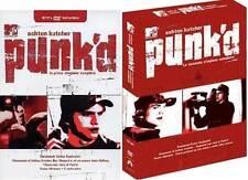 PUNK'D Stagioni 1 & 2 DVD (MTV)