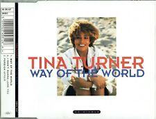 "Tina Turner - 5""Cd - Way Of The World, I Don't Wanna Lose You, Foreign. Uk"