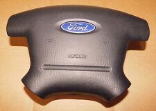 2002 Ford Explorer Driver Steering Wheel Airbag Black OEM One Plug thru 3/3/02