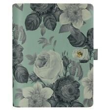 Simple Stories Carpe Diem Personal Undated Planner Kit Mint Vintage Floral 7946