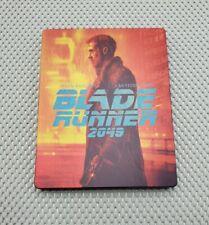 Blade Runner 2049 Steelbook (Blu-Ray + Dvd) No Digital