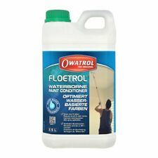 More details for owatrol floetrol waterborne paint conditioner - 500ml / 1l / 2.5l