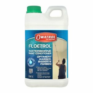 Owatrol Floetrol Waterborne Paint Conditioner - 500ml / 1L / 2.5L
