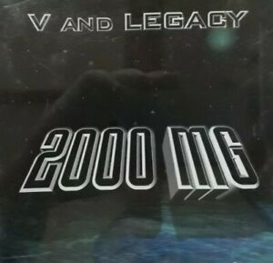 V And Legacy-2000 MG CD.2000 X Ray CLP 0725 2.Lunatik Derelikt/Superstar/Buggin+