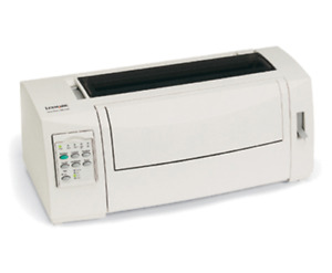 Lexmark Forms Printer 2490-100 Dot  Matrix 12T0350 Parallel USB