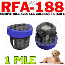 1 PILE COMPATIBLE PETSAFE RFA-188 3V LITHIUM 160mAh SB-188 - QUALITE GARANTIE