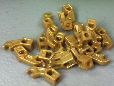 NEW 20x Lego Robot Mechanical Arm / Leg (Fingers Claws Droid) Pearl Gold 98313
