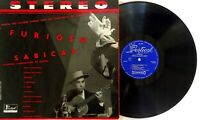 Sabicas-Dolores Vargas-Los Compañeros Del Flamenco-Furioso! LP 1959 FST-11023T