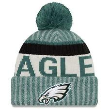 79de3e49051 Philadelphia Eagles New Era 2017 On-Field Sport Knit Beanie Hat Cap
