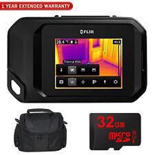 FLIR C3 compacto cámara de inspección de imágenes térmicas paquete esencial del sistema