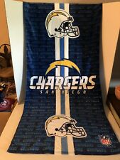 San Diego Chargers Beach Towel ( NWOT )