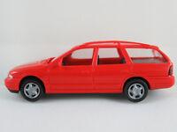 Rietze 10580 Ford Mondeo Ghia Turnier (1993) in orangerot 1:87/H0 guter Zustand