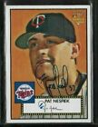 2007 Topps Rookie Signature Card Pat Neshek Twins Mint!. rookie card picture