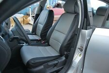 VW JETTA 2011-2014 LEATHER-LIKE CUSTOM FIT  SEAT COVER