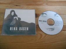 CD Punk Nina Hagen - Der Wind hat mir ein Lied erzählt (3 Song) MCD VIRGIN ORBIT