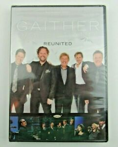 Gaither Vocal Band: Reunited (DVD, 2010) NEW SEALED