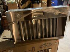 "Thermador Vcib 36Jp 36"" Professional Stainless Steel Custom Hood Insert"
