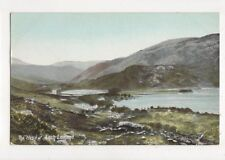 The Head Of Loch Lomond Vintage Postcard Wrench 645a