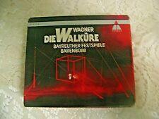 Wagner Die Walkure Teldec cd recorded live -Bayreuth Festival Made in Germany