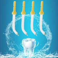 4PC Sprinkler Oral Hygiene Accessories Pocket Replacement Tips for Waterpik
