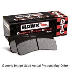Hawk HB126U.505 DTC-70 Disc Brake Pad 0.505 Thick For 66-82 Chevy Corvette NEW