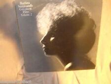 Barbra Streisand's Greatest Hits Volume 2  Columbia FC 35679 G+ / G+