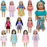 Pants Coat Dress Clothes Clothing for 18 inch Girl For Our Generation Doll Gift