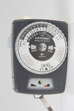 Gossen Sixtomat  electronic CDS Belichtungsmesser #C011003