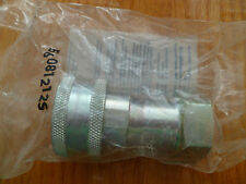 C25 EATON AEROQUIP PIONEER 5600 FD56 -12 HYDRAULIC COUPLER 3/4 INCH PIPE THREAD