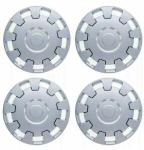 """New 15"""" Wheel trims /Hub Caps fits PEUGEOT 308,307,PARTNER,BIPPER- set of 4"""