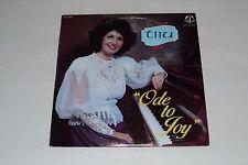 TIIU~Ode To Joy~JCL Records JCL-LP-1017~Xian LP~Clyde Beavers~FAST SHIPPING