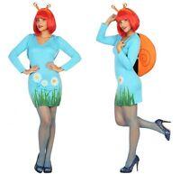 Déguisement Femme Escargot XS/S 36/38 Costume Adulte Animal Dessin animé drôle
