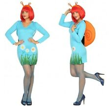 Déguisement Femme Escargot XL 44 Costume Adulte Animal Dessin animé drôle
