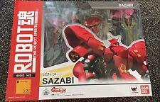 Bandai Robot Spirits Sazabi Gundam Char's Counter Attack Action Figure Msia Lot