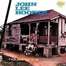 John Lee Hooker House of the blues (12 tracks, 1989, #cdchess 1018)